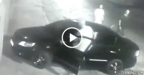 Bandidos Tentam Car Jacking mas Comem Chumbo