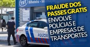 Polícia e Empresas de Transportes Envolvidas em Fraude