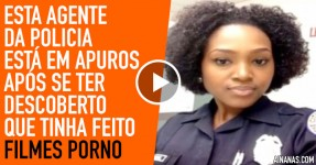 Agente da Polícia Investigada por Participar em FILMES PORNO