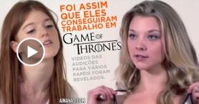 HBO Divulgou Algumas Audições para Game of Thrones