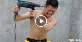 NADA Consegue Quebrar este Shaolin de 24 Anos