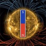NASA: campo magnético do sol está prestes a inverter