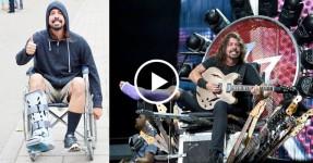 Dave Grohl Convidou o Seu Médico para Cantar num Concerto