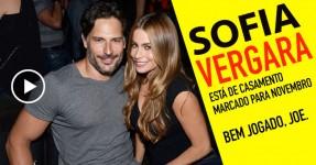 SOFIA VERGARA vai Casar em Novembro