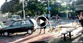 Como desimpedir ciclovia LIKE A BOSS
