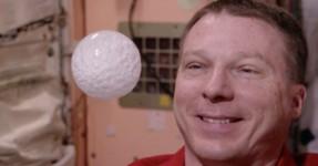 O que acontece quando usas uma Pastilha Efervescente no Espaço?