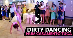 DIRTY DANCING Num Casamento Tuga