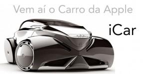 iCar : Vem aí o Carro da Apple