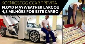 Novo Supercarro na Garagem de Floyd Mayweather