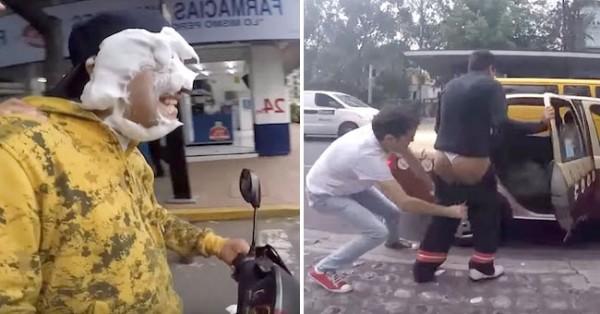 Pranksters Mexicanos Esticam-se ao Máximo
