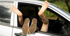 Homem Morre a Pinar no Carro em Odivelas