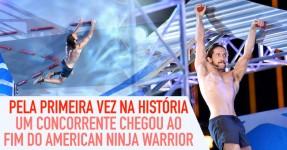Após 7 Temporadas FINALMENTE Alguém Consegue Chegar ao Fim do American Ninja Warrior