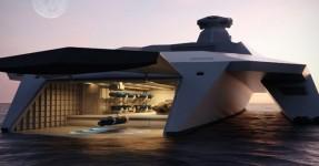 Novo couraçado britânico vai tornar obsoletos todos os navios de guerra