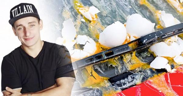VITALY tem Nova Prank: Ovos no Carro do Pessoal