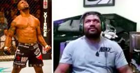 Rampage Jackson Joga como ele Próprio no UFC 3 UNDISPUTED