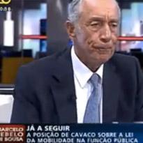 Marcelo Rebelo de Sousa puxa as orelhas à Judite