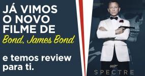 007 SPECTRE: Review Ainanas