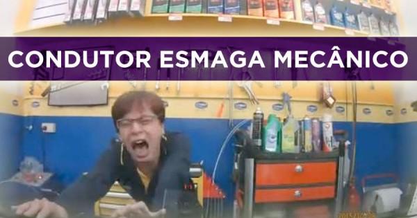Condutor ESMAGA MECÂNICO