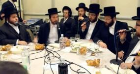 Judeus Cantam de Caralho num Bar Mitzvah