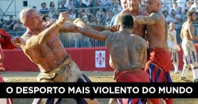 O Desporto Mais Violento do Mundo