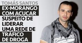 Ator de Morangos com Açúcar Era Cabecilha de Rede de Tráfico de Droga