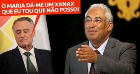 Cavaco Ameaça Costa com Demissão