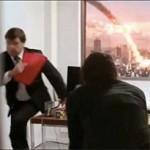 LG simula o FIM DO MUNDO com TV Ultra Realista