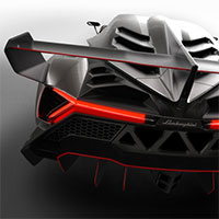 Novo Lamborghini Veneno custa 3,6 Milhões e já esgotou!