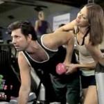 TROCA DE PAPEIS: homens vs. mulheres no gym