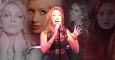 Cantora imita as vozes mais famosas da música