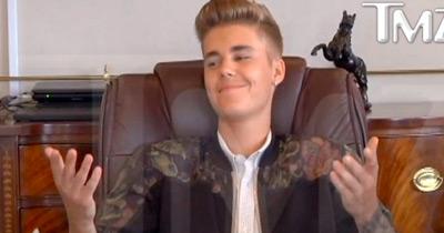 BieberLeaks: Depoimento de Justin Bieber veio parar à NET