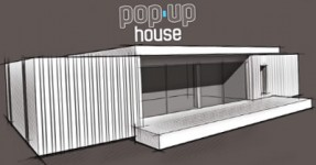 POP-UP HOUSE: Casa Passiva Low Cost