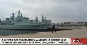 EPIC FAIL: lançamento do 1º Drone da Marinha Portuguesa