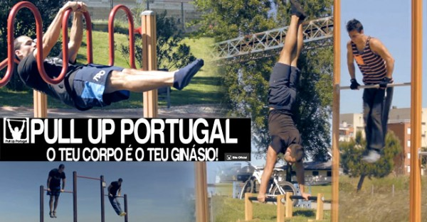 Pull Up Portugal – Powerful Movements 2k14