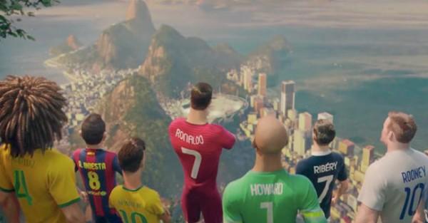 Nike Futebol: O Último Jogo