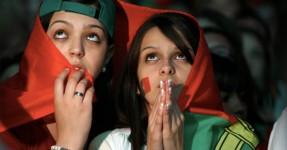 Ecrãs gigantes de norte a sul de Portugal para ver o Mundial
