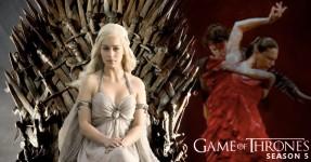GAME OF THRONES: Próxima temporada em Espanha