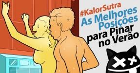 SEXO: Melhores Posições para Pinar no Verão