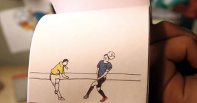 EPIC: Melhores Golos do Mundial Desenhados à Mão