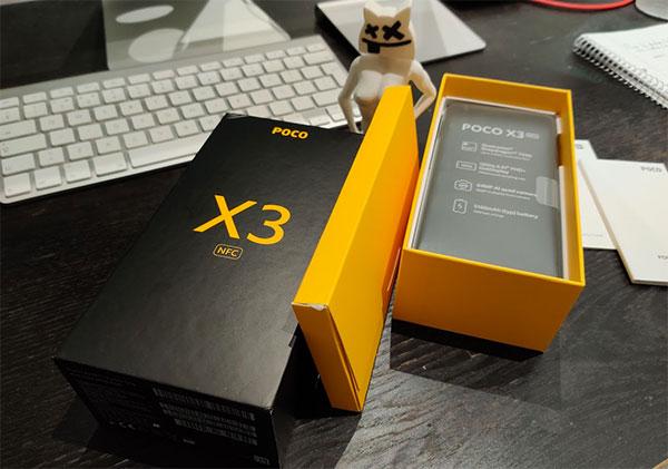POCO X3: O novo trunfo da Xiaomi na Gama média-alta