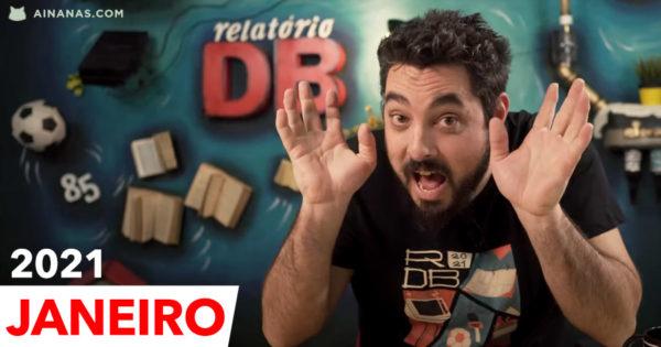RELATÓRIO DB – JANEIRO 2021