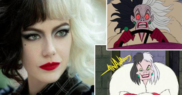 CRUELLA: Emma Stone é a Psicopata de 101 Dálmatas em Novo Filme Disney