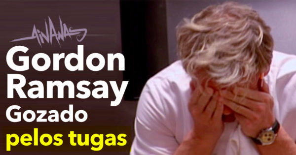 GORDON RAMSAY gozado pelos internautas PORTUGUESES