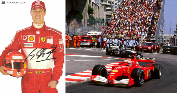 SCHUMACHER: Netflix presta homenagem a Lenda da F1