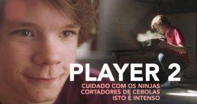 PLAYER 2: História Comovente com Videojogos