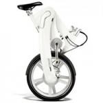 Mando Footloose: Bicicleta Híbrida com Design Futurista