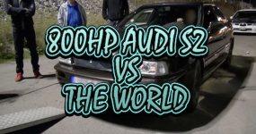 O Audi de 1996 que Dominou a VALHALLA CUP
