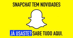 MY EYES ONLY: Nova funcionalidade do Snapchat