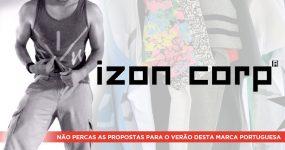 IZON CORP: Não podes perder esta marca portuguesa!