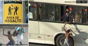 RIO DE JANEIRO: Video Revoltante Mostra a Realidade dos Assaltos